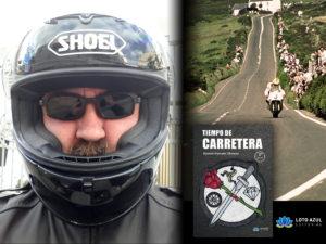 Portada de Tiempo de Carretera de Ramón Carreño