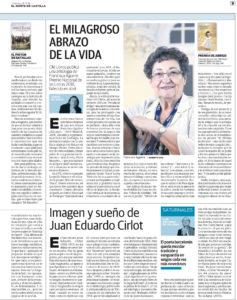 El Norte de Castilla (8/11/2019)