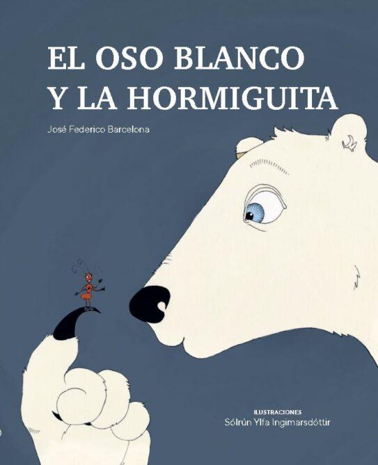 El oso blanco y la hormiguita