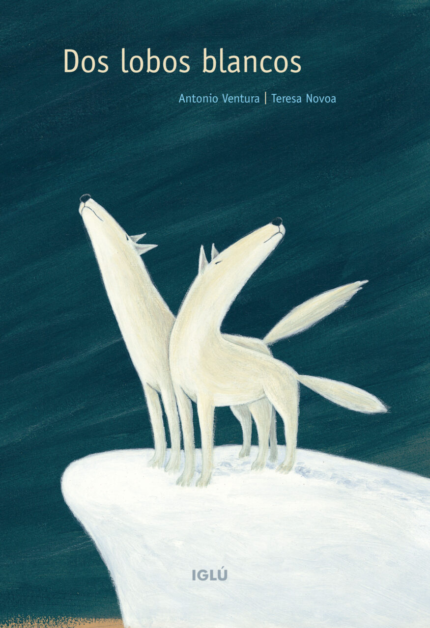 Dos lobos blancos IGLU